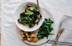 Simply Sautéed Spinach - Bon Appétit