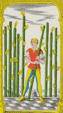 Nine Of Wands, The Nines, Aster, Tarot Cards, Cinnamon, Essential Oils, Blog, Painting, Tarot Card Decks