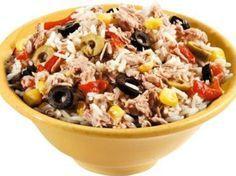 salade de riz niçoise - The Best Easy Healthy Recipes Good Healthy Recipes, Healthy Snacks, Nicoise, Rice Salad, Celery Salad, How To Cook Quinoa, Buffets, Chefs, Salad Recipes