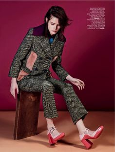 New Gallery by Marcin Tyszka for Marie Claire Italia September 2015