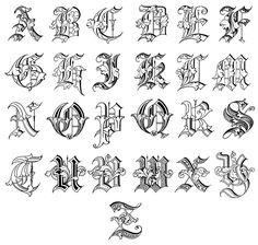 Creative Lettering Ideas | Lettering Alphabet