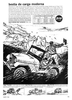 Willys Toledo vintage jeeps Toledo Jeep factory ads for Export to South America in Spanish Espanol language Texas Tour, Yj Wrangler, Willys Wagon, Vintage Jeep, Old Jeep, American Auto, Stills For Sale, Jeep Parts