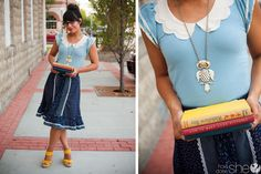 Go Back to OLD School: Vintage Style Part 1 | How Does She...