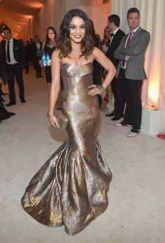 Vanessa Hudgens - Elton John AIDS Foundation Oscar Viewing Party — Part 3