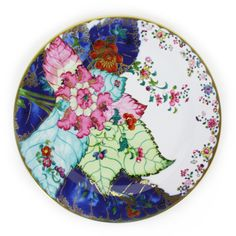 Tobacco Leaf Tin Plate | Furbish Studio   - Wow this is one of my patterns but TIN!  LOVE IT