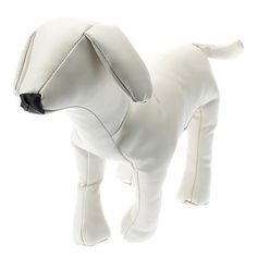 USD $ 34.19 - Pure White Imitation Friend Dogs Model (Assorted Sizes), Free Shipping On All Gadgets!
