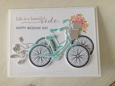 Enjoy the ride by Julene23 - Cards and Paper Crafts at Splitcoaststam pers