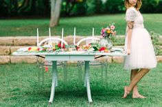 menta tablescape