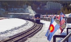 After a seven-year hiatus, the Winter Park Express returns to offer service from Union Station to the base of the ski resort.