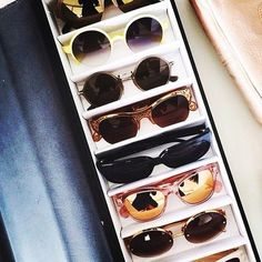 EMMETREND As you see.. I love sunglasses #emmetrend #fashionista #trend #sunglasses #fashion #blogger #fashionblogger #fendi #miumiu #asos #prada #eyewear #vintage