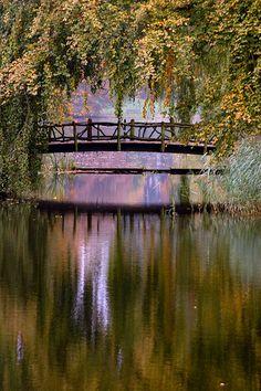 Autumn - Bridge of Romance - The Netherlands
