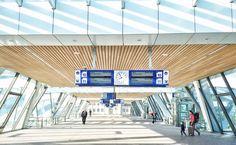 Station Arnhem Centraal Sonsbeekzijde