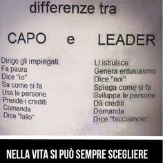 #nellavitasipuosemprescegliere#capo#leader#buonadomenica@repostapp#repostapp
