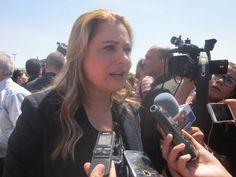 <p>Chihuahua, Chih.- La alcaldesa de Chihuahua, María Eugenia Campos Galván, mencionó que no importa quién maneje las concesiones