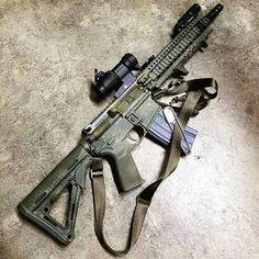 AR-15 Rifle Build