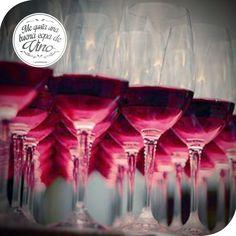 #Siempre ten listas tus #copas de #vino! Sólo tenlas en donde no se puedan calentar!