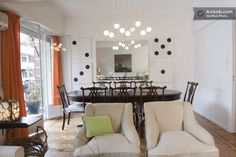 4 BR Apartment with Sun and Balcony in Buenos Aires desde $214 por noche