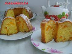 Jogurtová bábovka s mandarínkami - recept | Varecha.sk