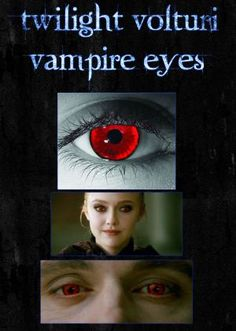 Wickedly cool Red Contact Lenses. Volturi contact leneses. Inexpensive red colored contacts. More than one style to choose.
