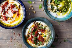 Why Savory Yogurt Makes the Best Yogurt Summer Breakfast