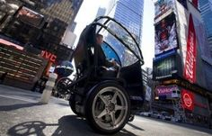 Personal Urban Mobility and Accessibility(PUMA)