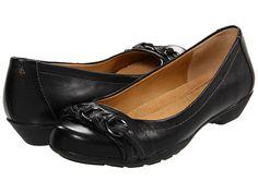 Comfortiva Posie - Soft Spots Black Calf Ionic - Zappos.com Free Shipping BOTH Ways