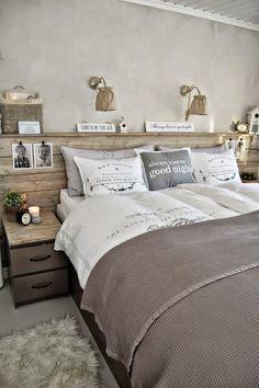 La Buhardilla - Decoración, Diseño y Muebles: Inspiración para tu dormitorio. Cabeceros