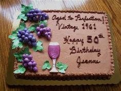 50th birthday cakes for women - Bing Images