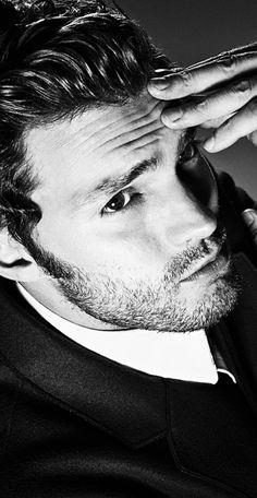 Jamie Dornan (May 1, 1982), North Irish model and actor.