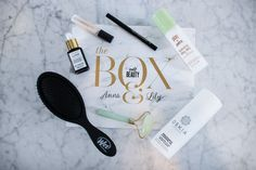 Cult beauty box Anna & Lily - available upon waiting list only - international free shipping - check their relatd blog posts for further details
