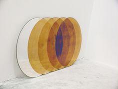 The Transience mirrors, by Dutch designers David Derksen and Lex Pott