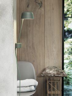 LEAN wall lamp designed by Claesson Koivisto Rune for Muuto #muuto #muutodesign…