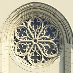 An exploration of the Gothic masonry detailing.