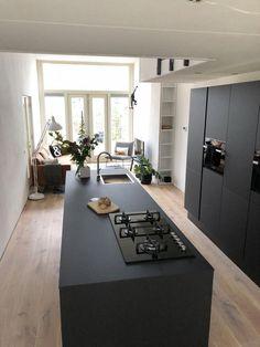 Nieuwe keuken! (Nog even wachten tot de barkrukken geleverd worden) #mijnkeuken #Ideasdecocinas