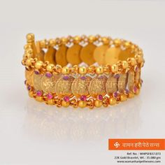 #Designer #Traditional #Beautiful #Gold #Bracelet from our collection.