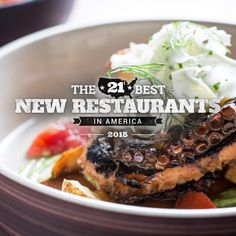 """The Grey in Savannah was named one of the """"Best New Restaurants in America"""" by Thrillist!"""