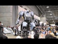 Suidobashi Heavy Industries' Kuratas: your own 13-foot, diesel-powered mech for $1.35 million