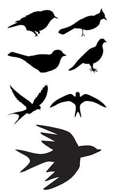 KLDezign SVG: Even birds .. free