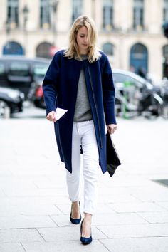 Street fashion: FW Paris -  haute couture