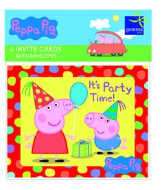 Peppa Pig Party Items - All Party Items On This Listing | eBay