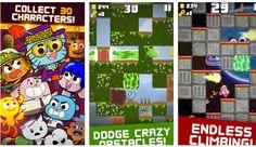 Descubre la mejor selección de juegos de Gumball y ponte a jugar y divertirte ahora mismo, aventuras, acción y mucho más.