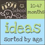 Tot school and pre-school ideas for the kids. LOVE this site!!