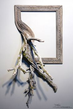 Frames fused with branches. Fusion Frames NW