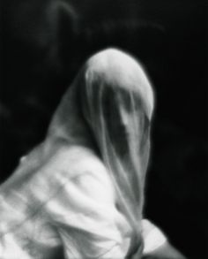 The Dream (Veiled Woman) by Imogen Cunningham, 1910.
