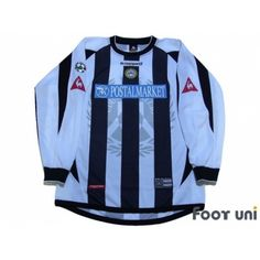 Photo1  Udinese 2003-2004 Home L S Shirt  6 Jankulovski Lega Calcio 6fba0403b