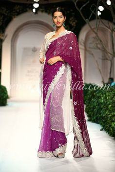 Meera and Muzaffar Ali for Aamby Valley India Bridal Fashion Week 2013 | PINKVILLA