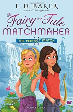 The Perfect Match (The Fairy-Tale Matchmaker) by E. D. Baker http://www.amazon.com/dp/1619635887/ref=cm_sw_r_pi_dp_ZJhjwb1Y1VKGY