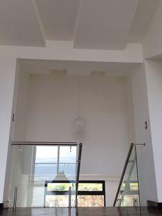 Drywall ceiling design. #drywall #CreativeDesign #Areagt #ReadyToShowOff