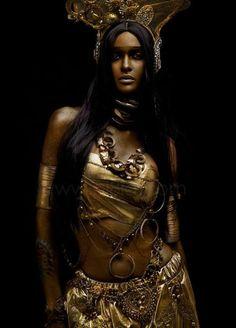 Afrofuturism Tribal Photos and interrupted Black Identity Black Girl Art, Black Women Art, Beautiful Black Women, Black Girl Magic, Black Girls, Art Girl, Beautiful Eyes, African American Art, African Art