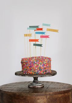 10 Things I Love About You Cake | Mer Mag